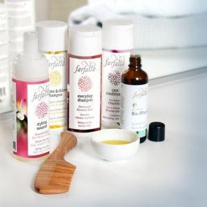 Hiusten hoitotuotteet