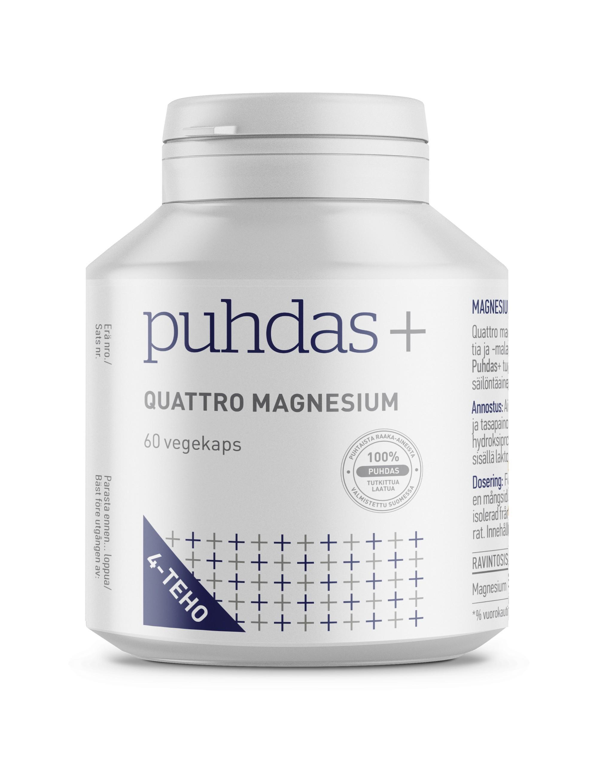 Magnesium Hyödyt