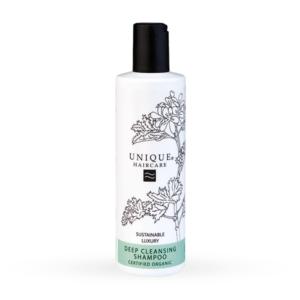 Unique Haircare Deep Cleansing Shampoo