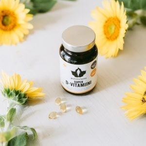 D-Vitamiini