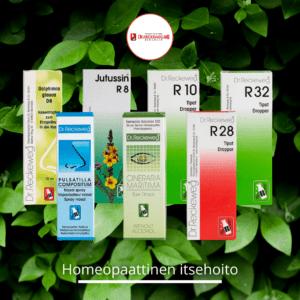 Homeopaattinen itsehoito