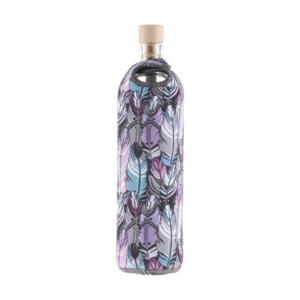 Flaska Neo Design Feathers Höyhenet 0.5 l - Maailman kauneimmat vesipullot, joista vesi maistuu oikeasti paremmalta!
