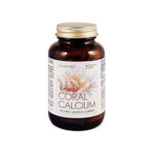 Aboa Medica Coral Calcium 700 mg Luonnollinen huippuimeytyvä kalkkilisä! Valmistetaan vain luonnollisesti irronneista korallin osista.